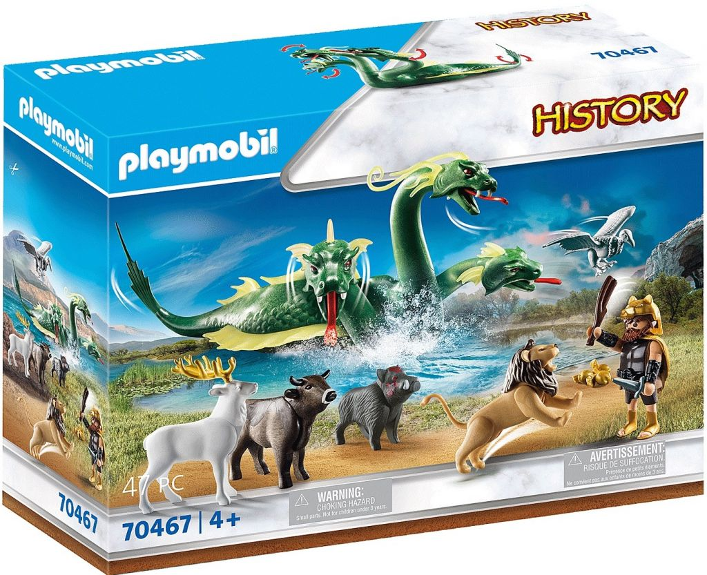 Playmobil 70467 - Hercules - Box
