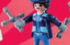 Playmobil - 70370-08 - Mechanic woman
