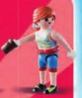 Playmobil - 70370-05 - Sport woman