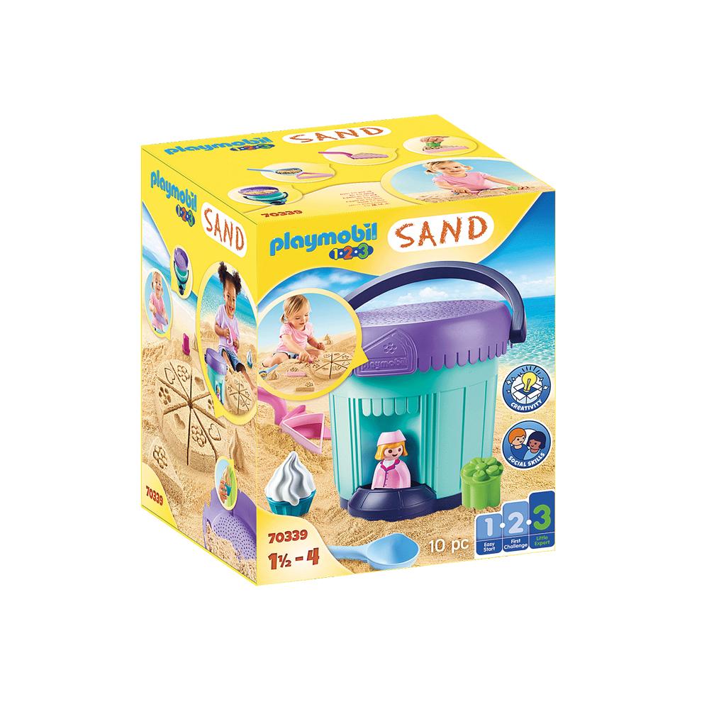 Playmobil 70339 - Bakery Sand Bucket - Box