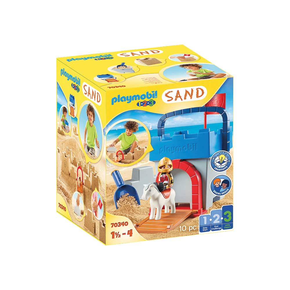 Playmobil 70340 - Knights Castle Sand Bucket - Caja