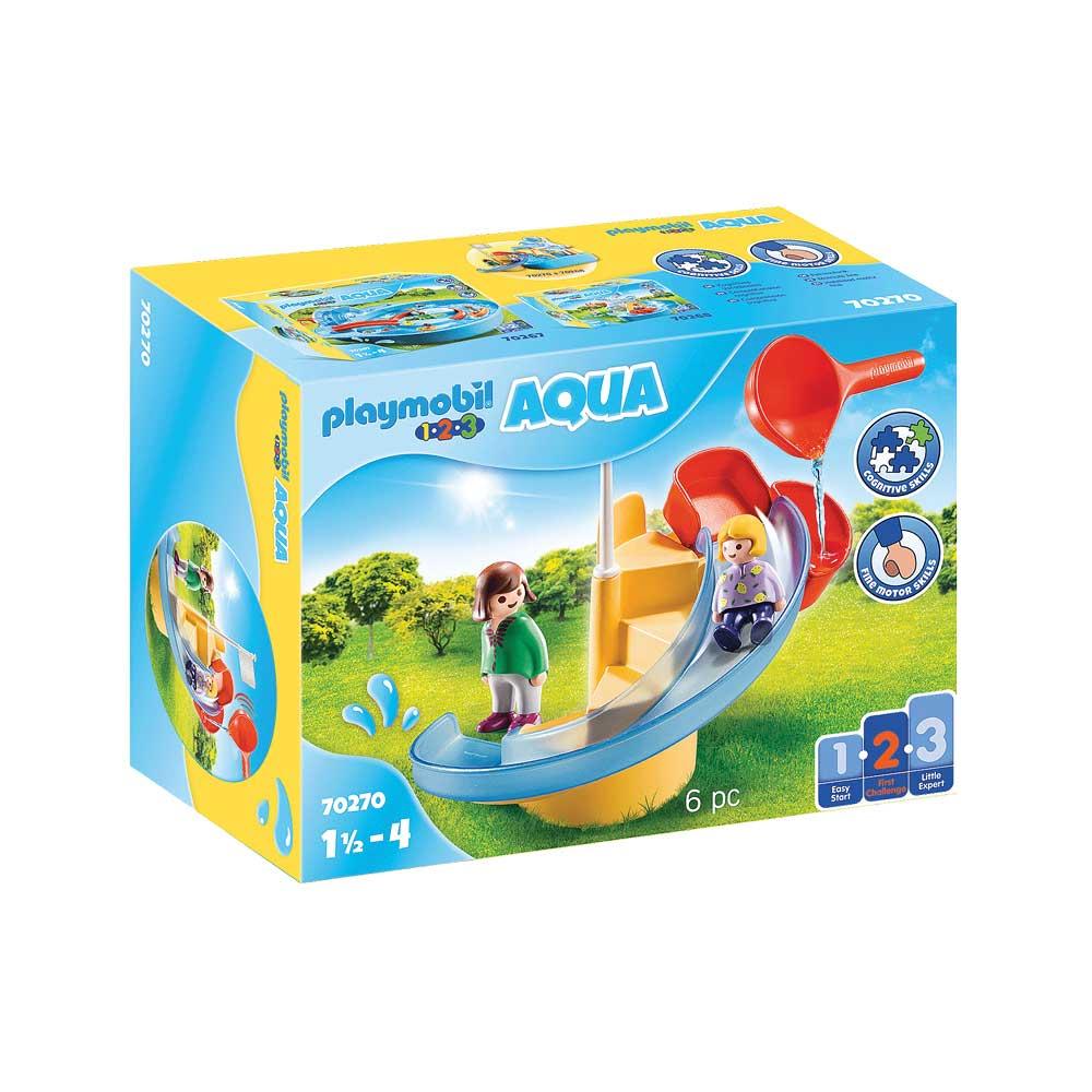 Playmobil 70270s1v1 - Water Slide - Box
