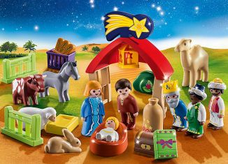 Playmobil - 70259 - Christmas crib advent calendar