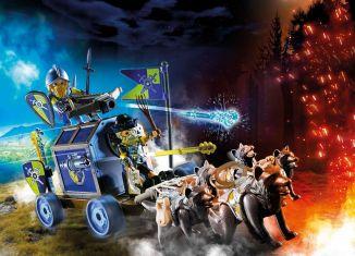 Playmobil - 70392 - Novelmore Treasure Transport