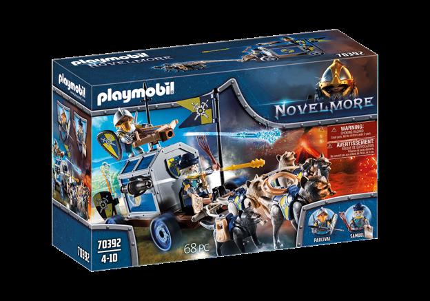 Playmobil 70392 - Novelmore Treasure Transport - Box