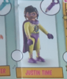 Playmobil - 70478-11 - Justin Time