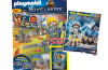 Playmobil - 80662 - PLAYMOBIL Novelmore-Magazin 3/2020 (Heft 3)