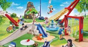 Playmobil - 70328 - Playground for kids