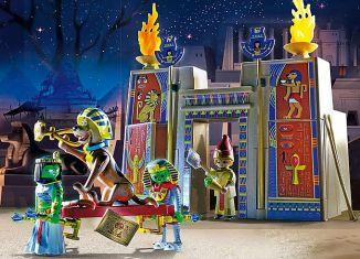 Playmobil - 70365 - SCOOBY-DOO! Adventure in Egypt