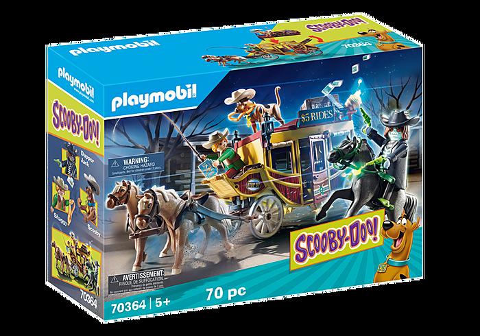 Playmobil 70364 - SCOOBY-DOO! Adventure in the Wild West - Box