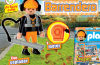 Playmobil - 30795164 - Garbage collector