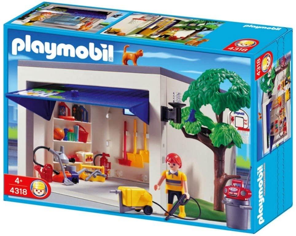 Playmobil 4318v1 - Garage - Box