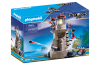 Playmobil - 6680v2 - Soldiers light-tower