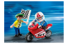 Playmobil - 70425 - Children with motorbike