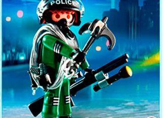 Playmobil - 70426 - SWAT Agent