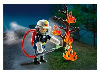 Playmobil - 70429 - Firefighter