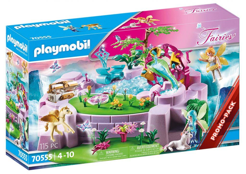 Playmobil 70555 - Magic Lake - Box