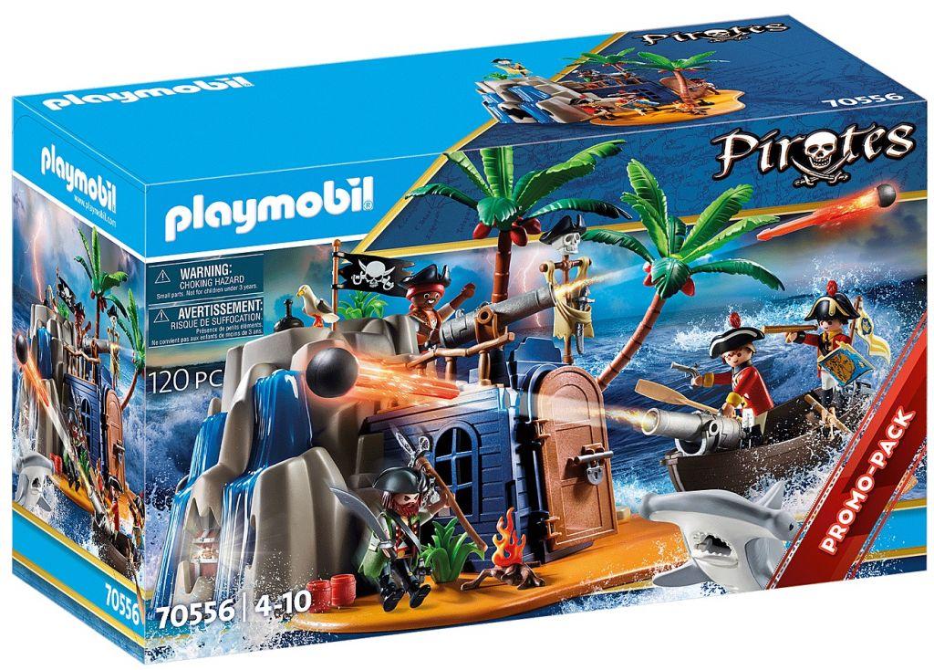 Playmobil 70556 - Pirate Treasure Island - Box