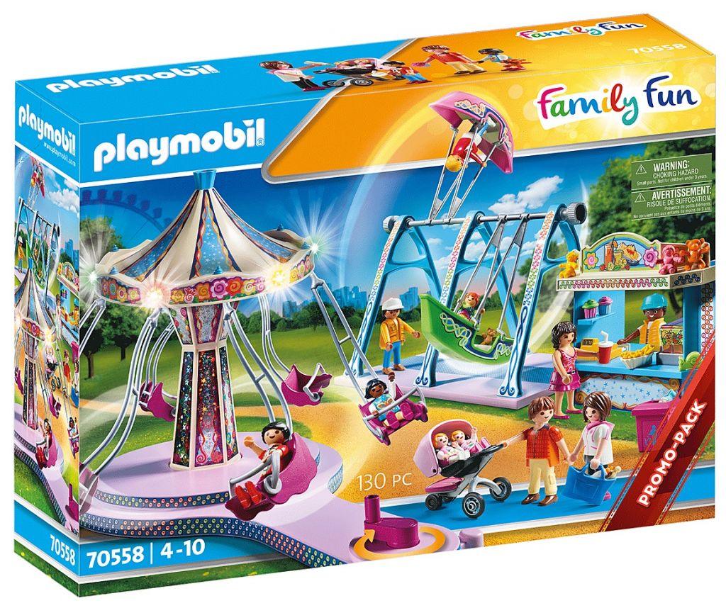 Playmobil 70558 - Amusement Park - Box