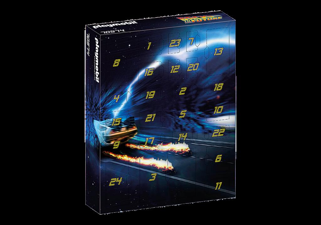 "Playmobil 70574 - ""Back to the Future"" Advent calendar - Box"