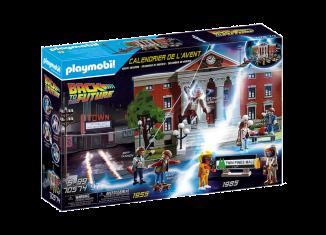 "Playmobil - 70574 - ""Back to the Future"" Advent calendar"