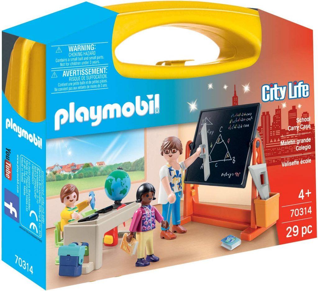 Playmobil 70314-usa -  school briefcase - Box