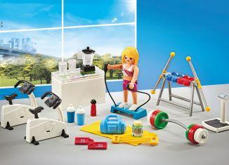 Playmobil - 9867 - Fitness room