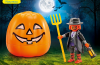 Playmobil - 9897 - Halloween straw man