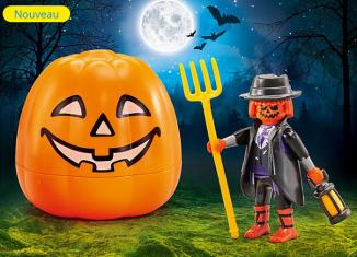 Playmobil - 9897 - Halloween straw man