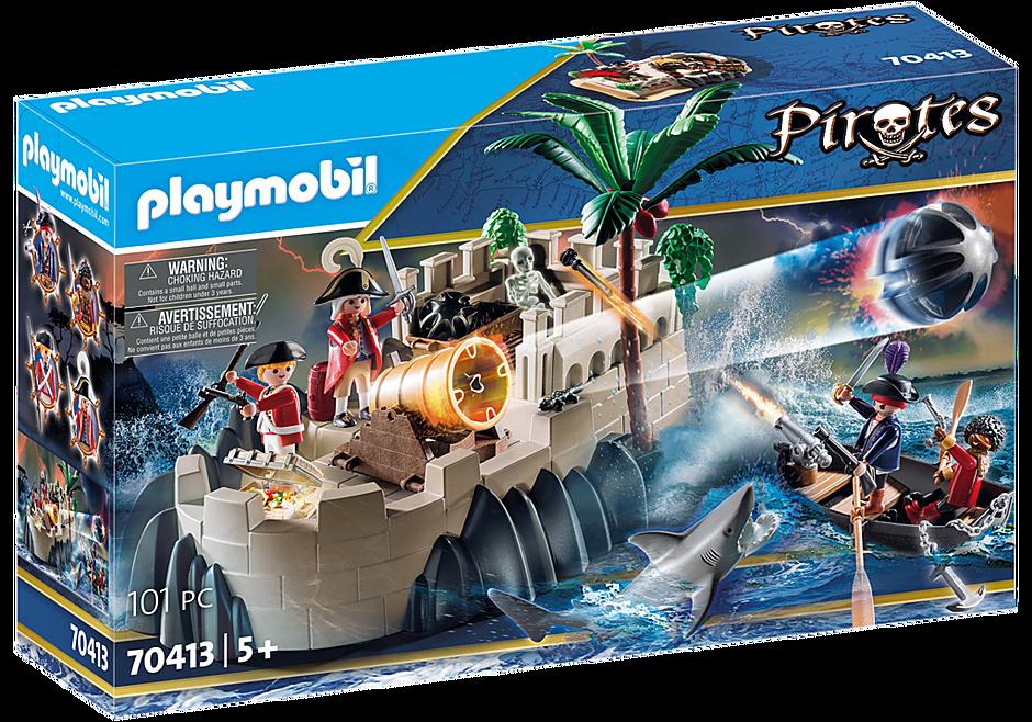 Playmobil 70413 - Redcoat Bastion - Box