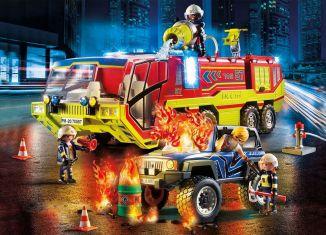 Playmobil - 70557 - Fire Truck
