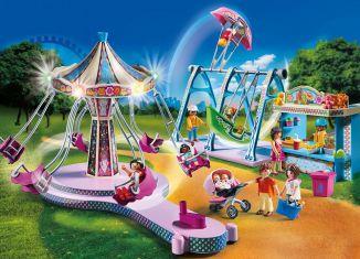 Playmobil - 70558 - Amusement Park