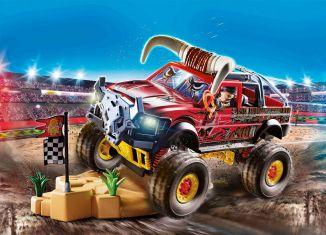 Playmobil - 70549 - Stuntshow Monster Truck Horned