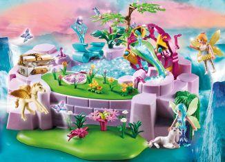 Playmobil - 70555 - Magic Lake