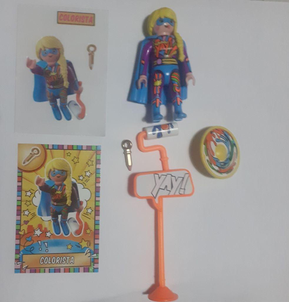 Playmobil 70478-12 - Colorista - Back