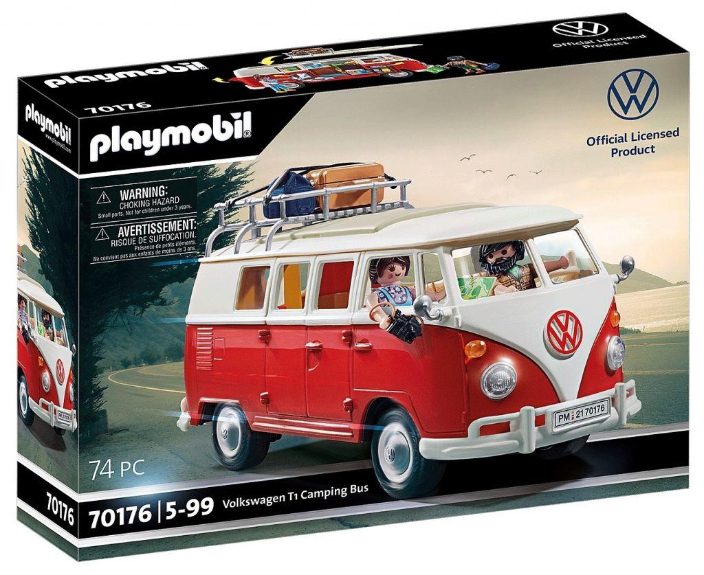 Playmobil 70176 - Volkswagen T1 Camping Bus - Box