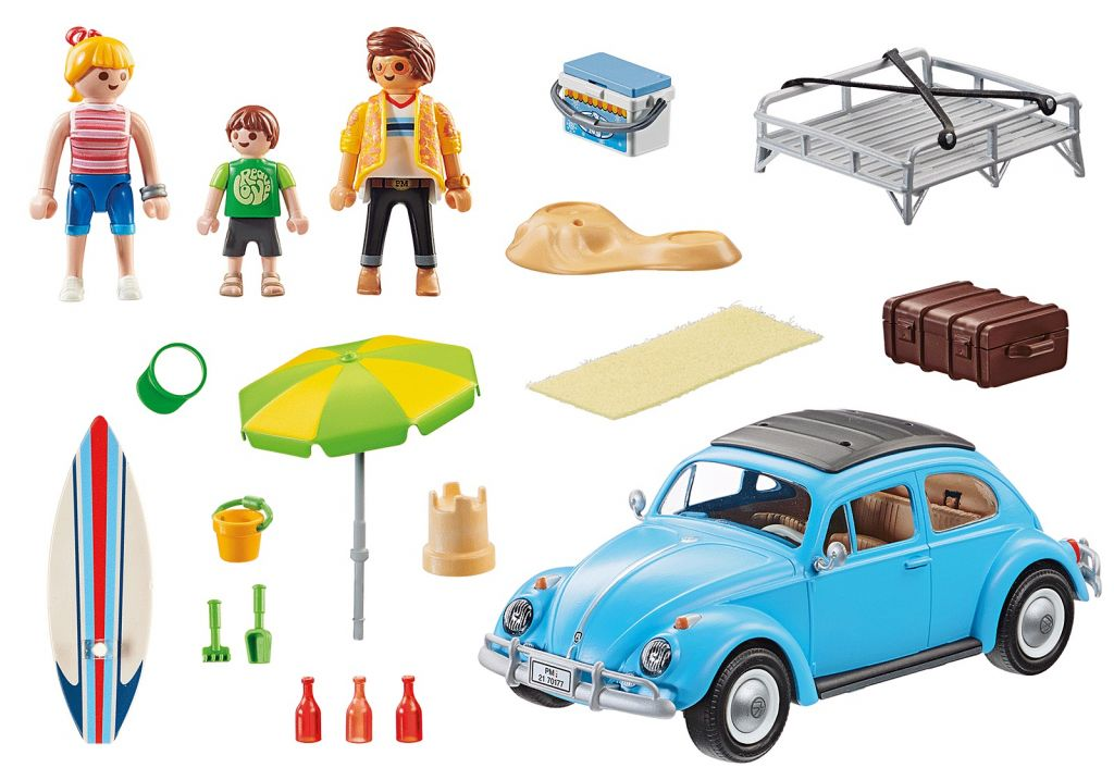 Playmobil 70177 - Volkswagen Beetle - Back