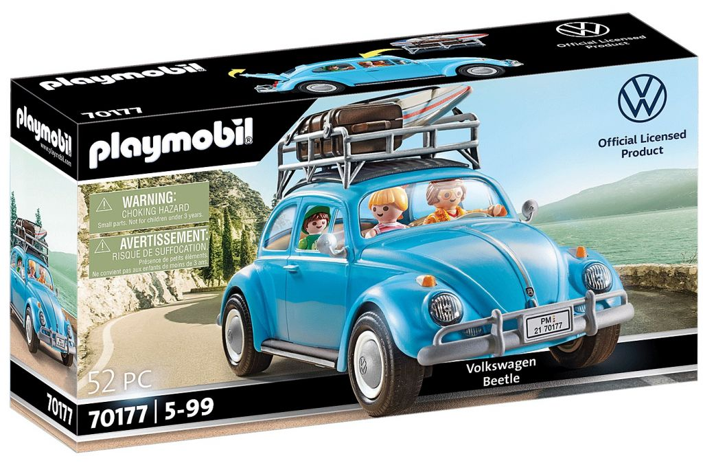 Playmobil 70177 - Volkswagen Beetle - Box