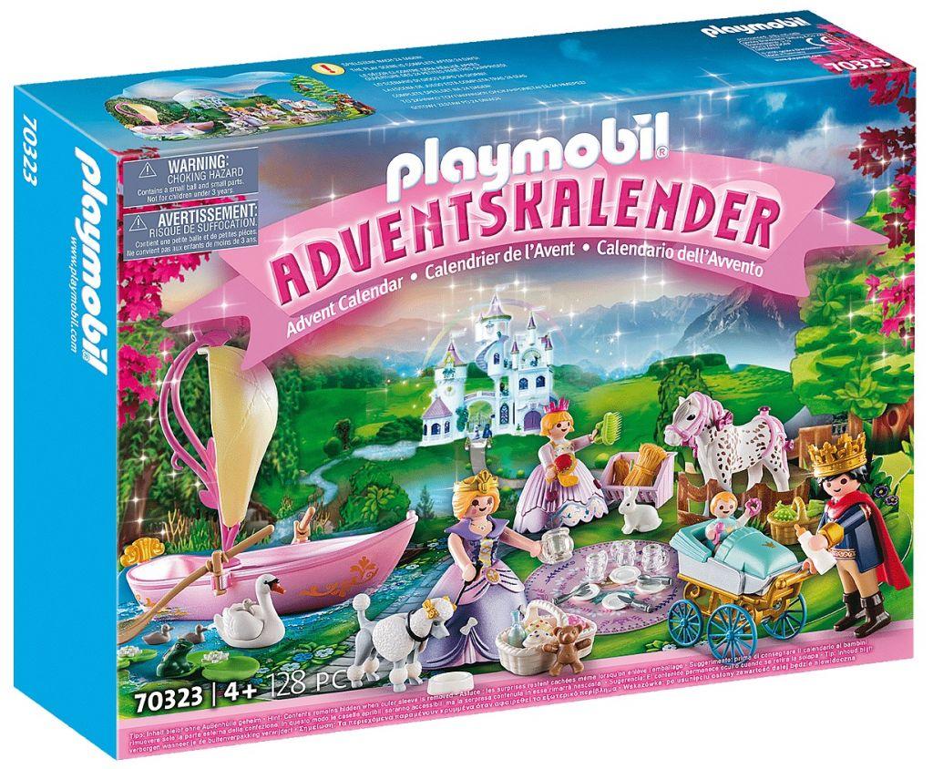 Playmobil 70323 - Advent Calendar Royal Picnic - Box