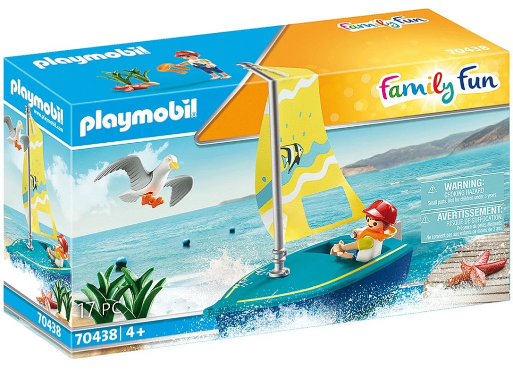Playmobil 70438 - Sailboat - Box