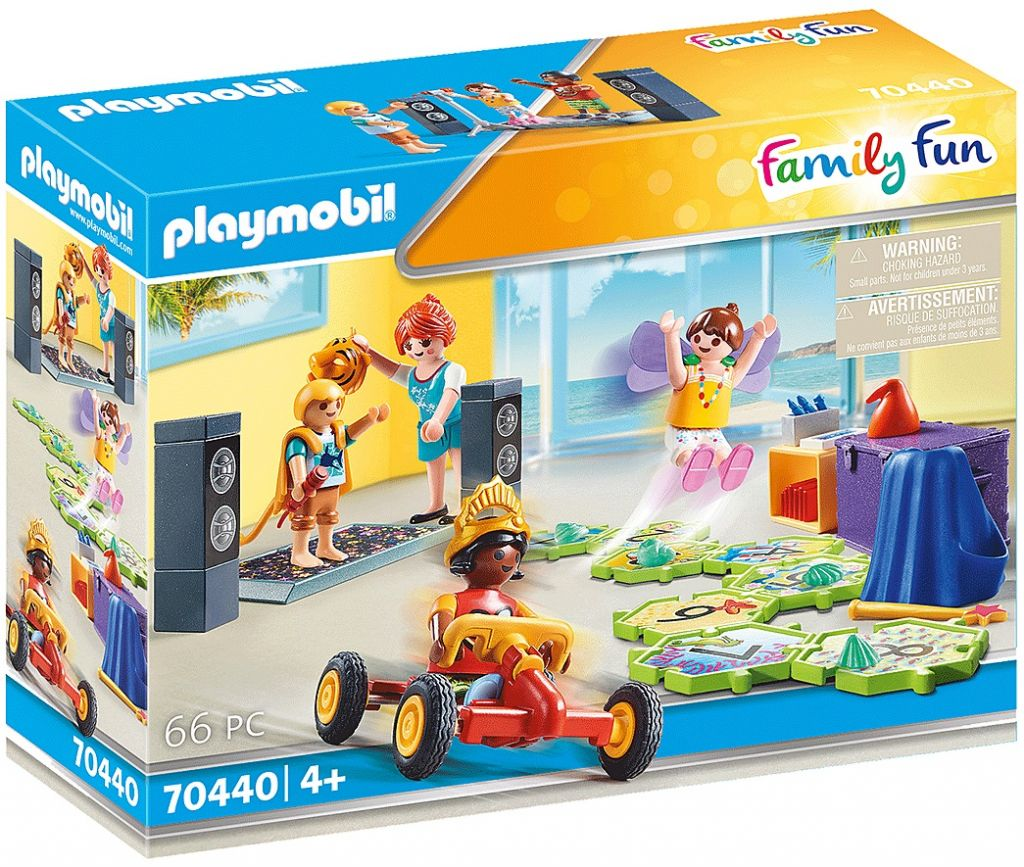 Playmobil 70440 - Kids Club - Box