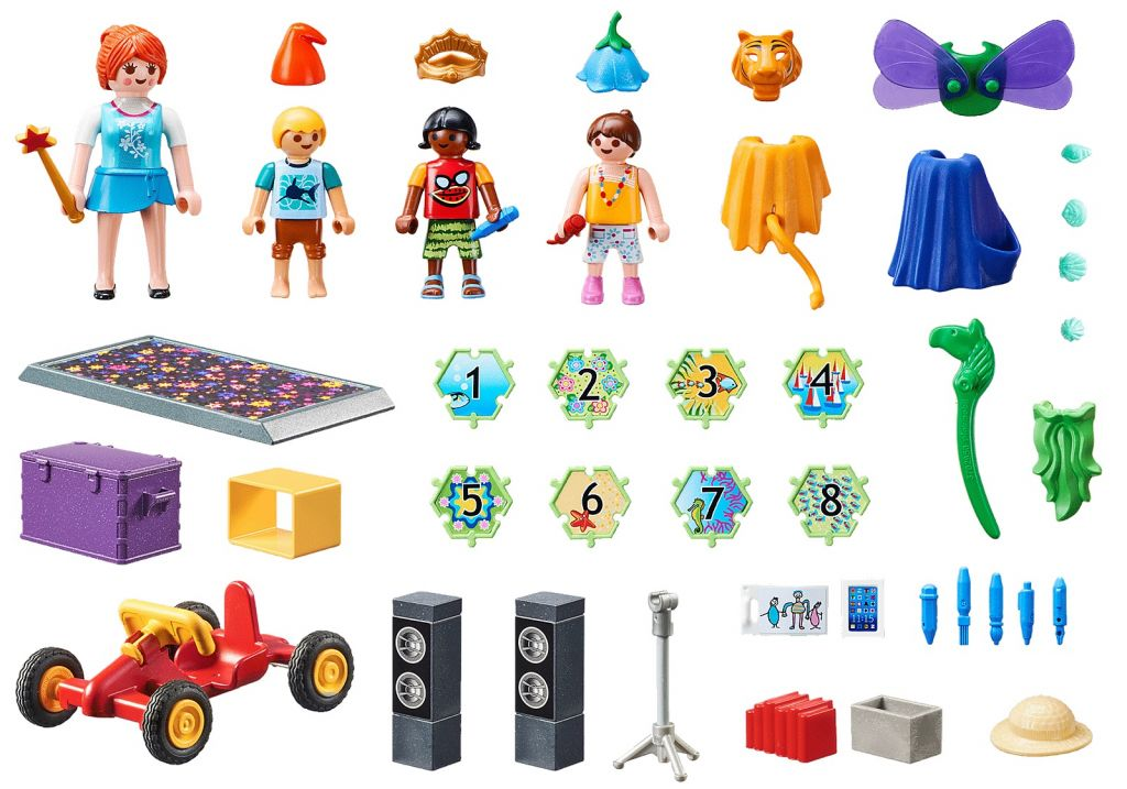 Playmobil 70440 - Kids Club - Back