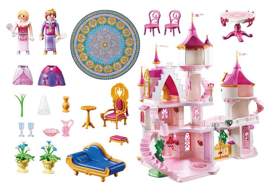 Playmobil 70447 - Gran Palacio de princesas - Volver
