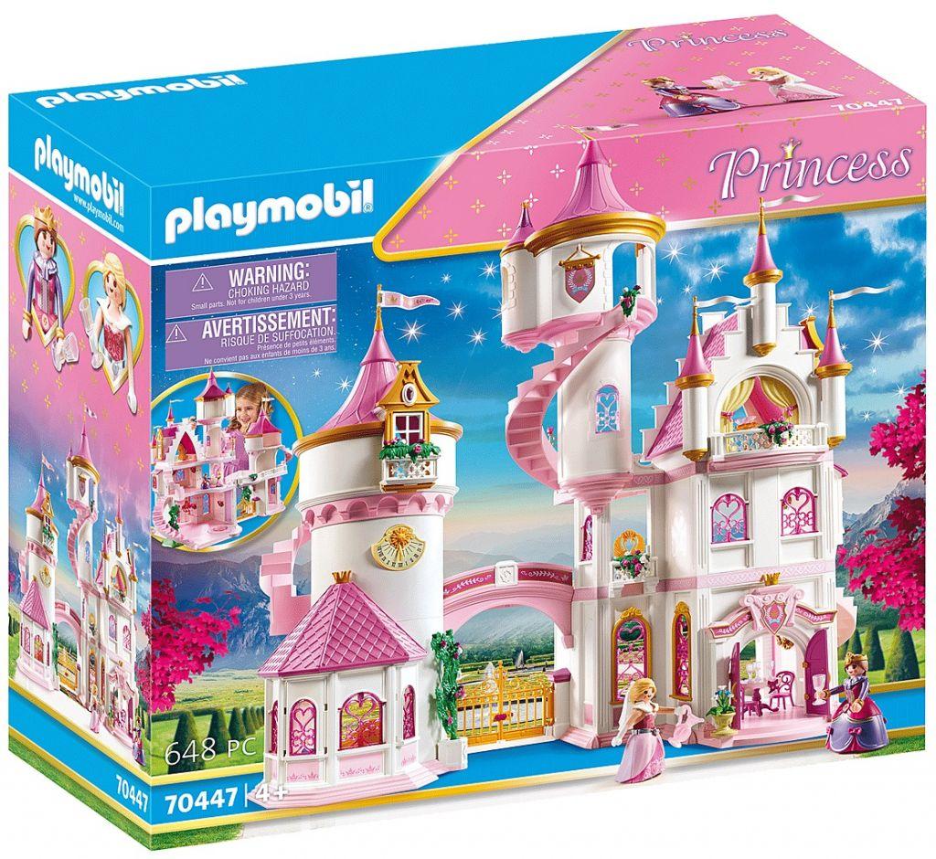 Playmobil 70447 - Gran Palacio de princesas - Caja