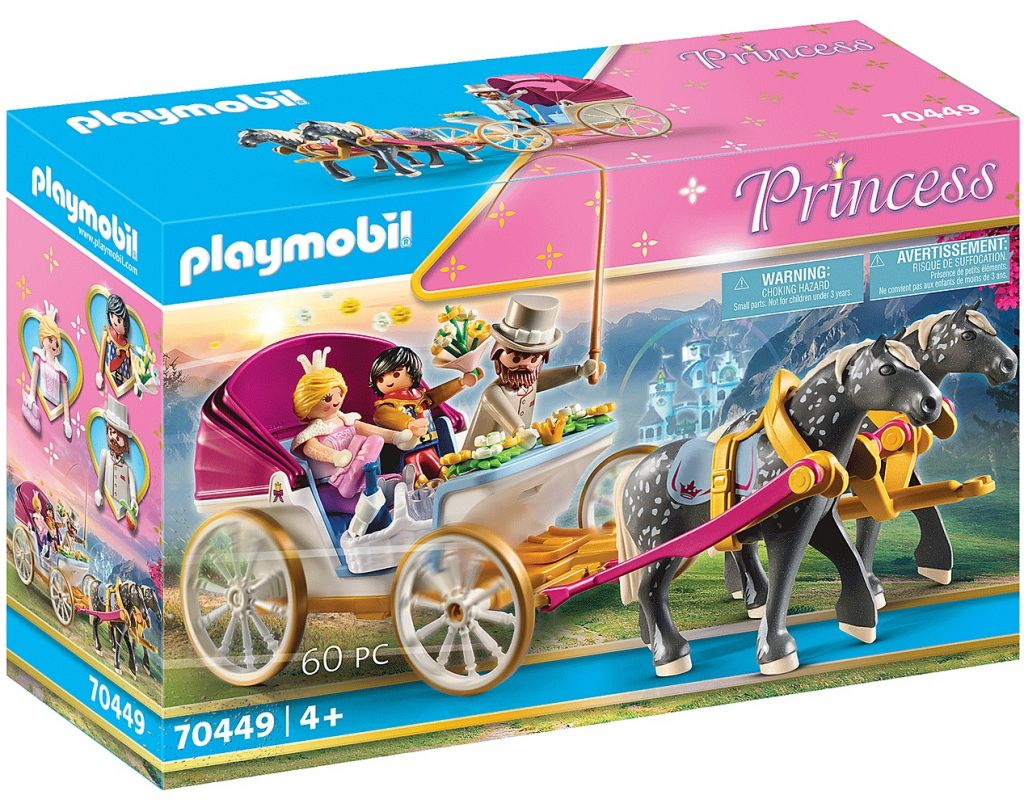 Playmobil 70449 - Horse-Drawn Carriage - Box