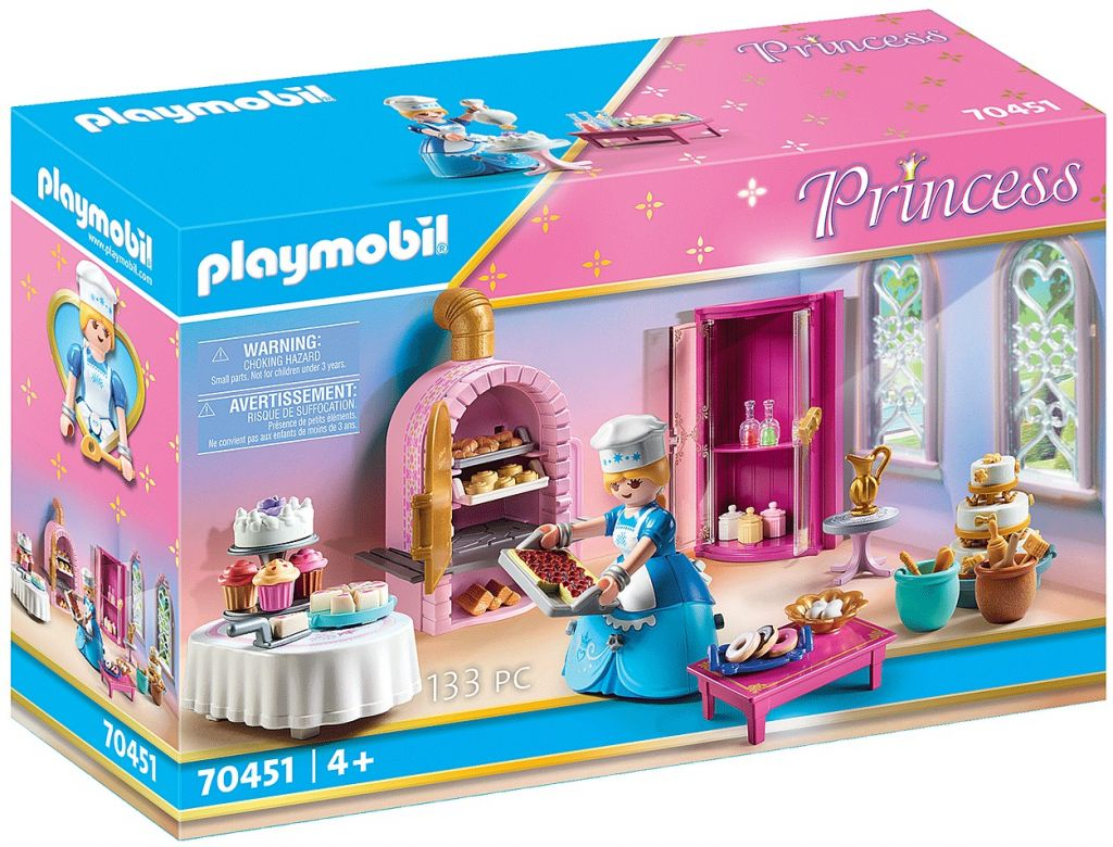 Playmobil 70451 - Castle Bakery - Box