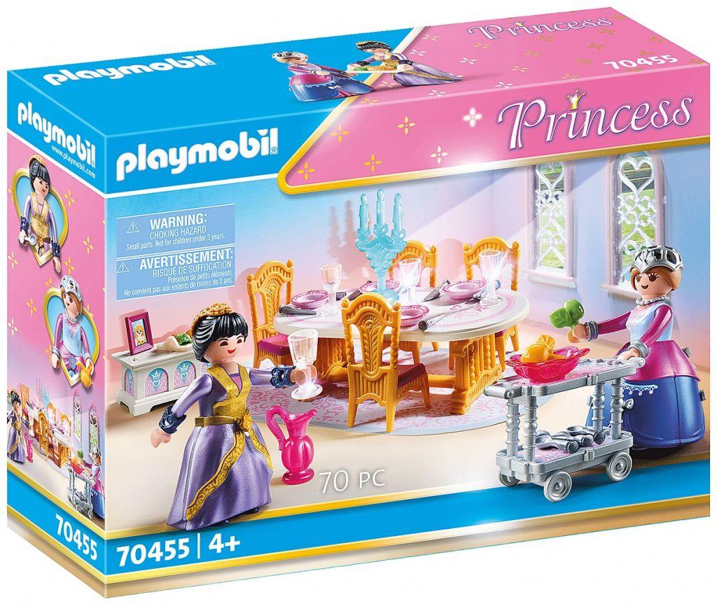 Playmobil 70455 - Salle à manger royale - Boîte