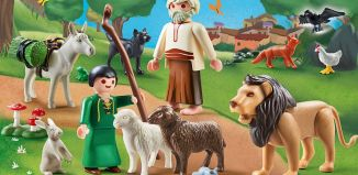 Playmobil - 70621-gre - Aesop's Myths
