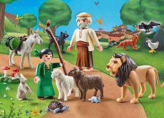 Playmobil - 70621-gre - Aesop's Myths