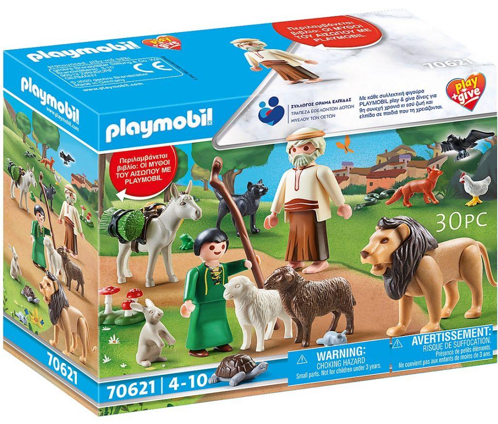 Playmobil 70621-gre - Aesop's Myths - Box